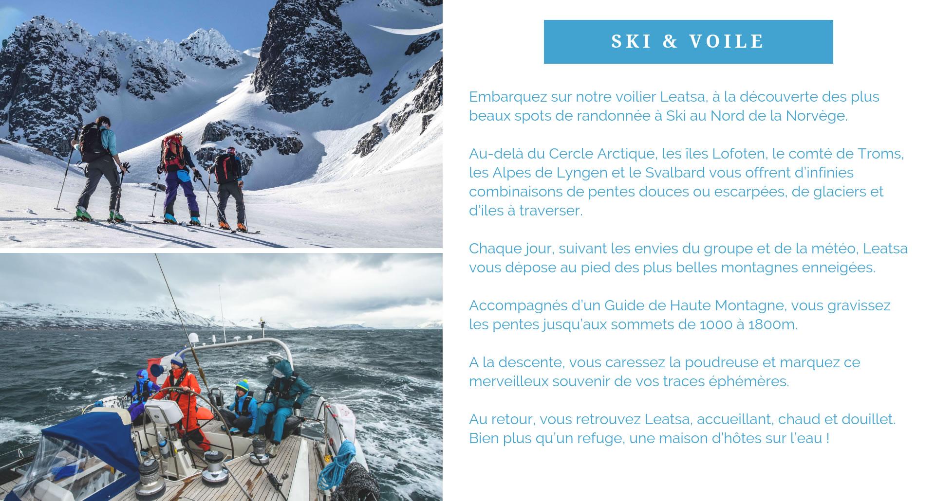 Ski & Voile
