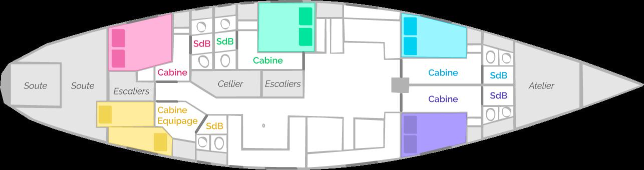 Plan Cabines Leatsa-Fr
